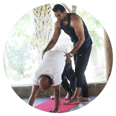 PERSONALIZED YOGA SESSIONS