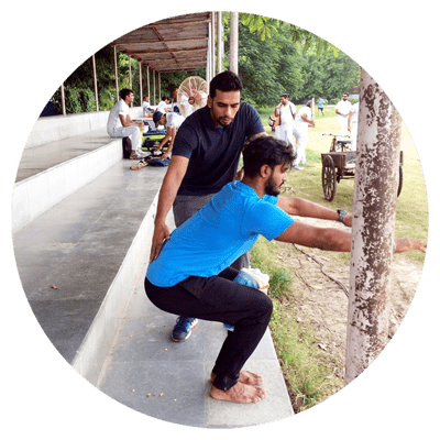 YOGA SESSIONS FOR ATHLETES